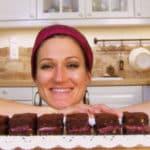 Schoko-Brownies Rezept (Vegan)