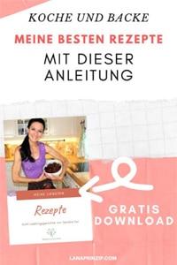 Cover des Booklets Lieblingsrezepte